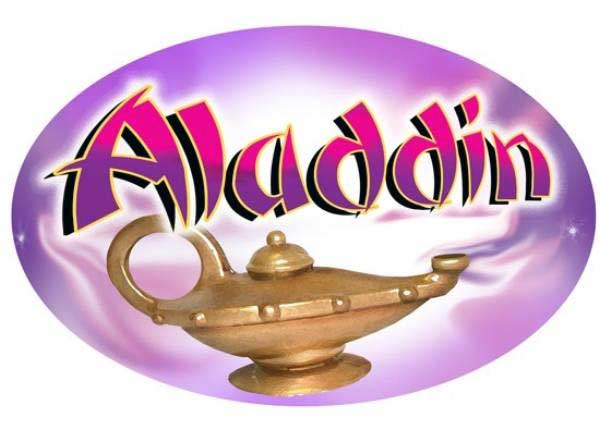 Aladdin Pantomime at Elm Lodge